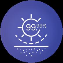 99.99%