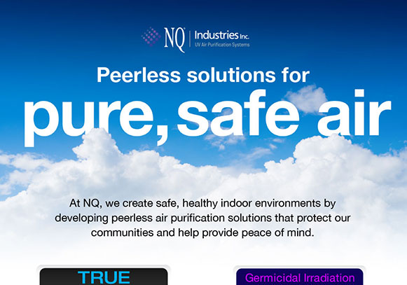 2 Decades of NQ Air Purification Facts and Figures At-A-Glance